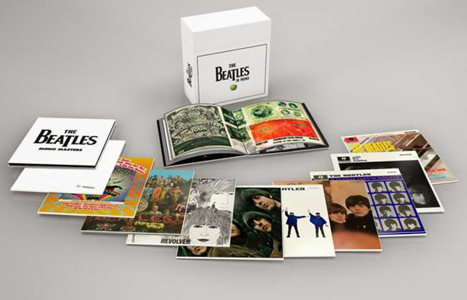 Ya Est 225 A La Venta En Vinilo The Beatles In Mono