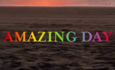 'Amazing Day', vídeo de Coldplay