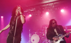 Vídeo del ex Kiss Ace Frehley con Paul Stanley