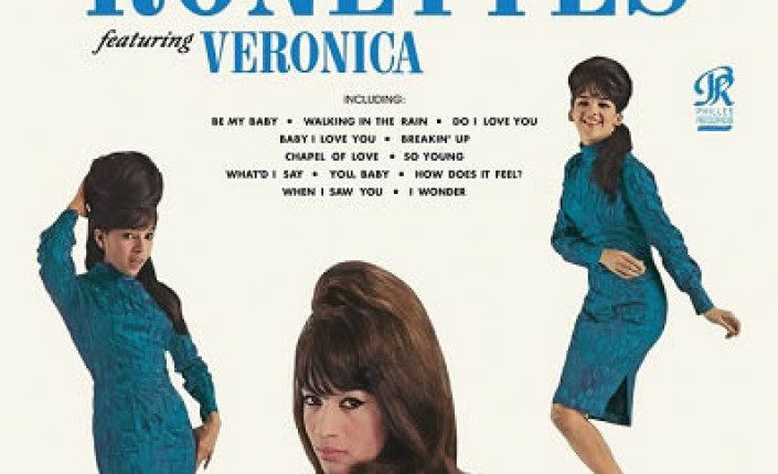 """Presenting the fabulous Ronettes featuring Veronica"" (1964), de The Ronettes"