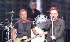Vídeo: Springsteen y Bono cantan juntos 'Because the Night'