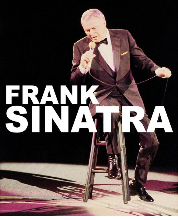 Sinatra en los años 80<br /> Goodbye and amen