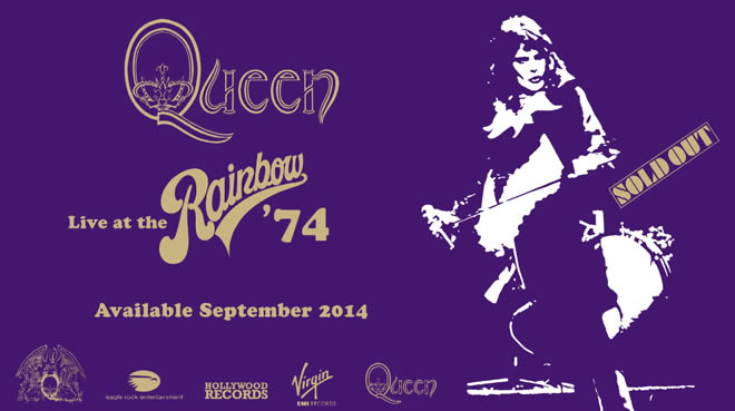 Queen: Live At The Rainbow ´74 [Post Oficial] Queen-26-06-14