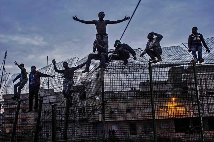 Sergi Cámara: El muro de Europa