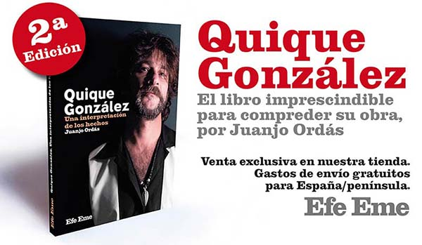 quique gonzalez 2 news