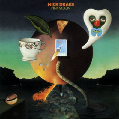 Nick DrakePink MoonHIGH RESOLUTION COVER ART