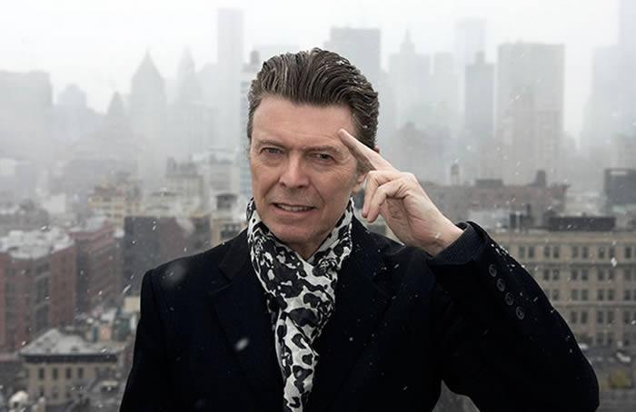 Bowie preparaba un nuevo disco
