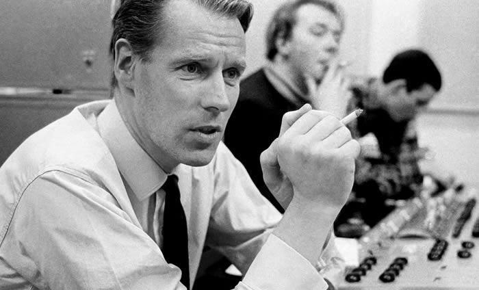 Tráiler de una serie de George Martin sobre el arte de la grabación