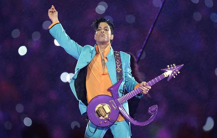 Prince, lágrimas negras