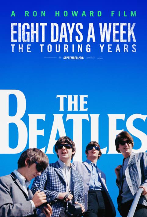 Tráiler del documental de Ron Howard sobre las giras de los Beatles