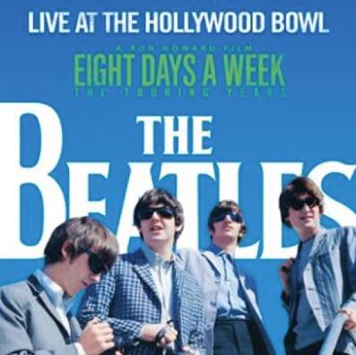"""Se reedita por primera vez """"Live At The Hollywood Bowl"""" de los Beatles"""