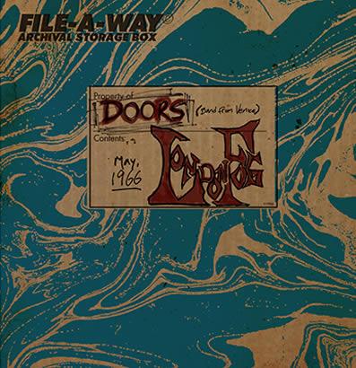 Se publica un directo de los Doors de 1966