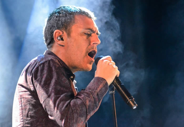 Iván Ferreiro.