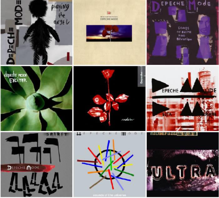 Diez Canciones Imbatibles De Depeche Mode