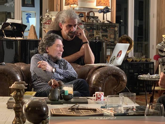 Joaquín Sabina también plasmará su vida en una serie