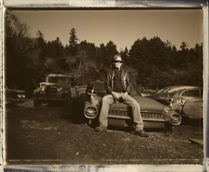 Foto promocional de Warner Bros. de Danny Clinch.