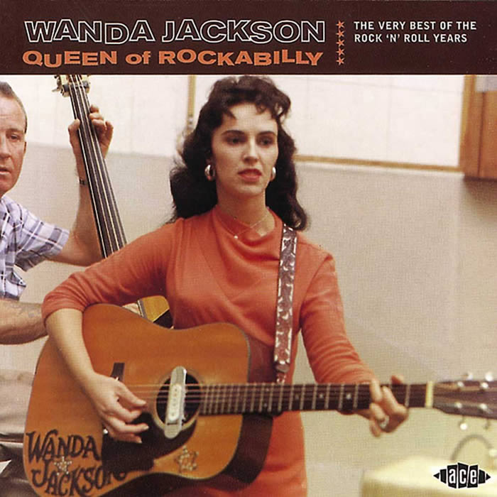 Wanda Jackson anuncia su retirada de los escenarios
