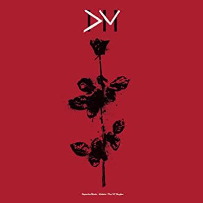 Violator The 12 Singles Nueva Caja De Vinilos De Depeche Mode