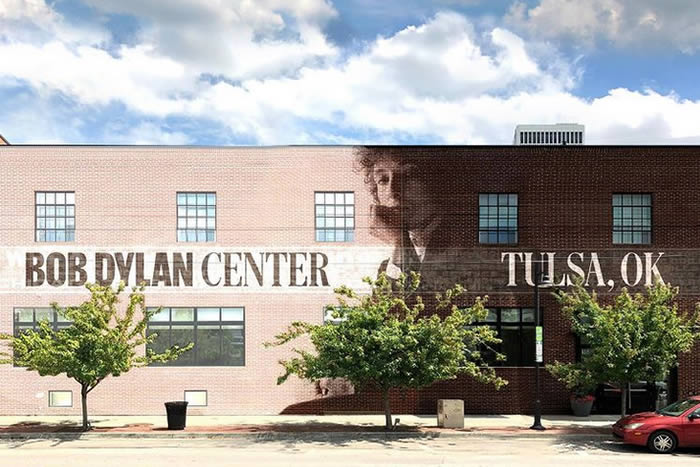 Anuncia su apertura el Bob Dylan Center, en Tulsa