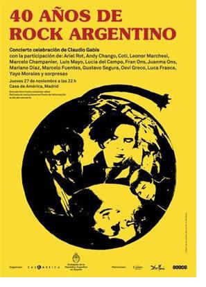 Concierto en Madrid por los 40 años del primer disco de Manal