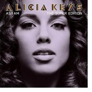 Edición especial de As I am, de Alicia Keys