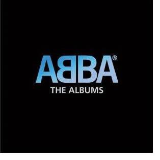 Recopilatorio con todos los discos de Abba
