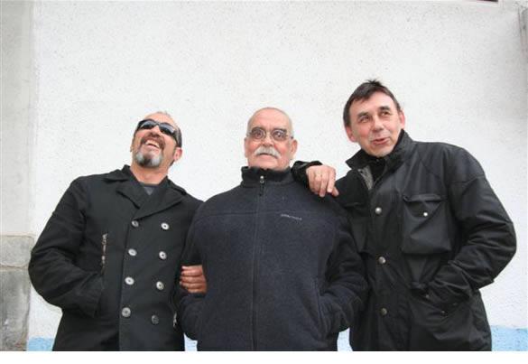 Labordeta, Carbonell y La Bullonera están grabando un disco conjunto