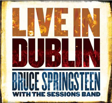 El Live in Dublin de Springsteen ya tiene diseño de portada