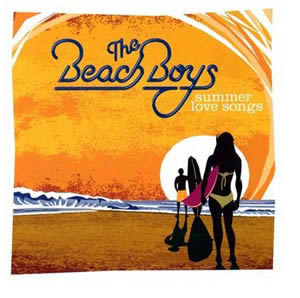 Canciones de amor veraniego de los Beach Boys