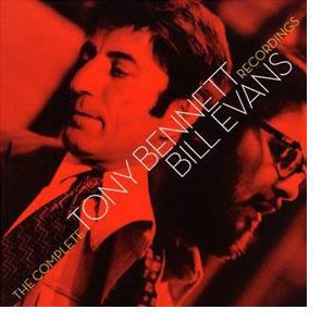 Todas las grabaciones de Tony Bennett y Bill Evans juntos, en un solo álbum