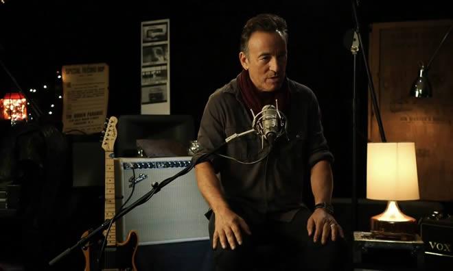 Tráiler de un documental sobre la grabación del último disco de Bruce Springsteen
