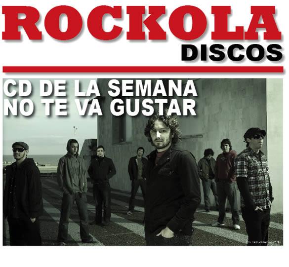 Rockola, Discos. 5 de diciembre de 2008