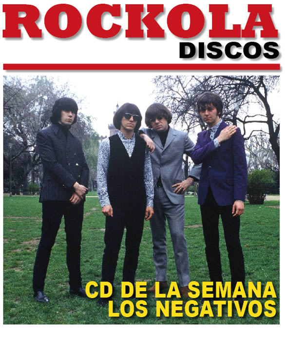Rockola, Discos. 10 de abril de 2009