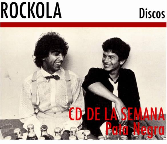 Rockola, Discos 18 de enero de 2008