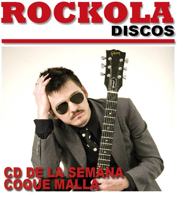 Rockola, Discos. 20 de marzo de 2009