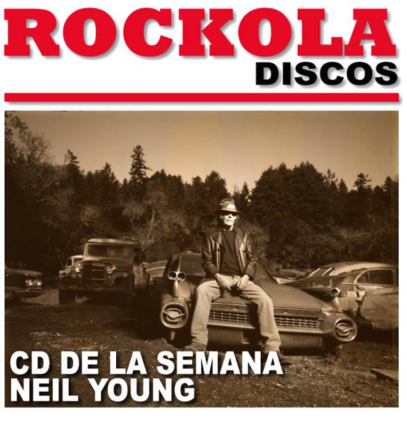Rockola, Discos. 24 de abril de 2009