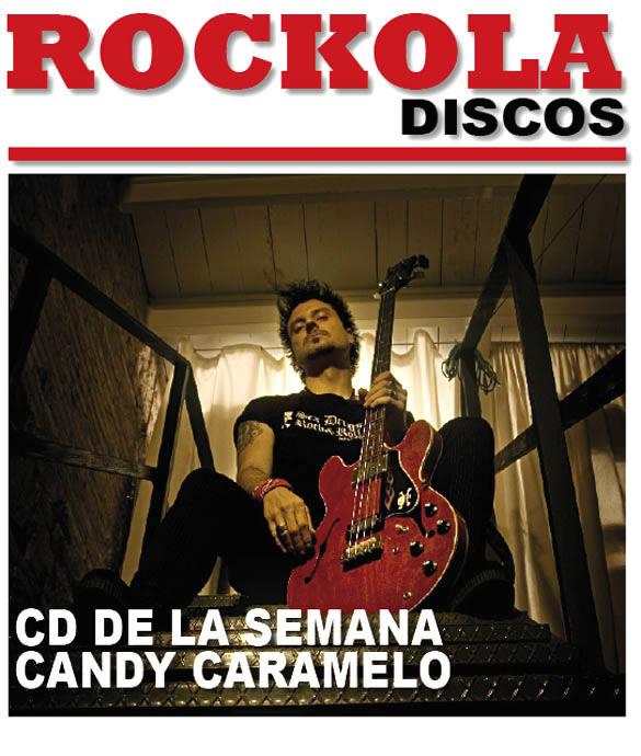 Rockola, Discos. 31 de octubre de 2008