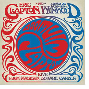 Live from Madison Square Garden, de Eric Clapton y Steve Winwood