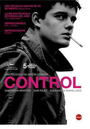 Llega en DVD Control, la película de Joy Division