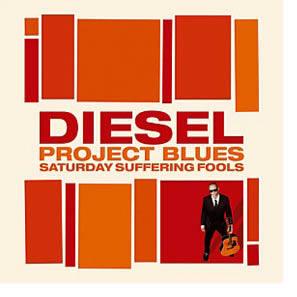 Nuevo acercamiento de Diesel al blues
