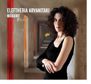 Nuevo disco de Eleftheria Arvanitaki