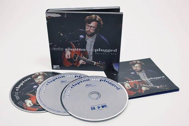 """El """"Unplugged"""" de Eric Clapton regresará en octubre remasterizado y ampliado"""