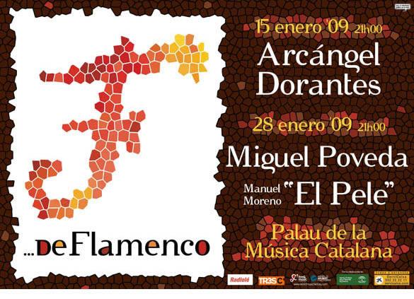 Flamenco en el Palau de la Música Catalana