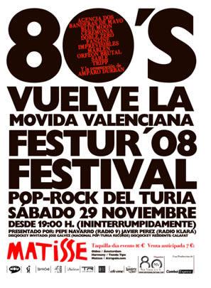 Segunda edición de FESTUR, en Valencia