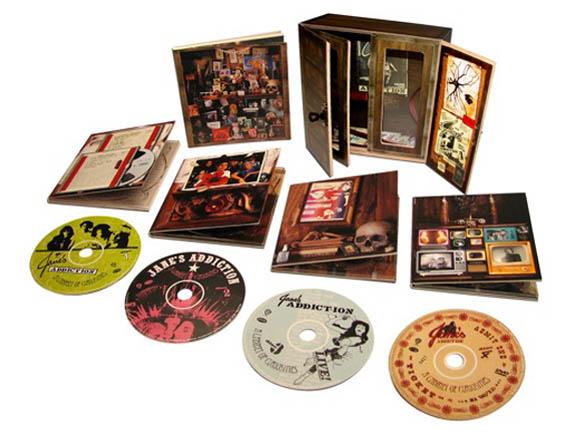 Álbum de rarezas de Jane's Addiction