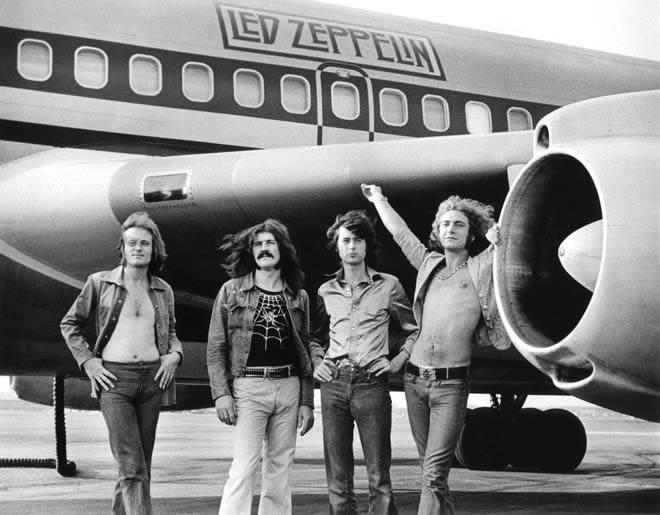 Los tres primeros discos de Led Zeppelin serán reeditados este año