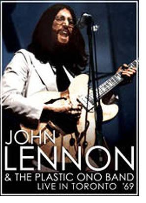 Live in Toronto '69, de John Lennon & the Plastic Ono Band