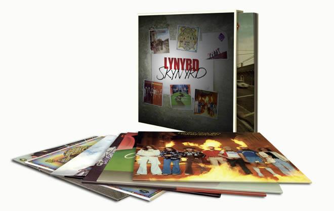 Se reeditan en vinilo los seis primeros discos de Lynyrd Skynyrd