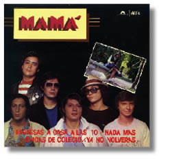 Delicias a 45 RPM:Mamá