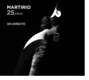El nuevo álbum de Martirio es un directo